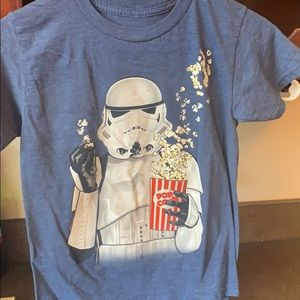 Other - Star-wars boy shirt size XS fitted my 7/8 year old